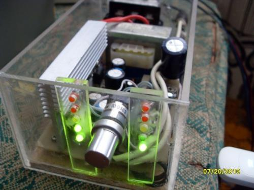 усилитель на tda2003 - Схемы.