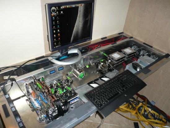 Как запустить собранный своими руками компьютер