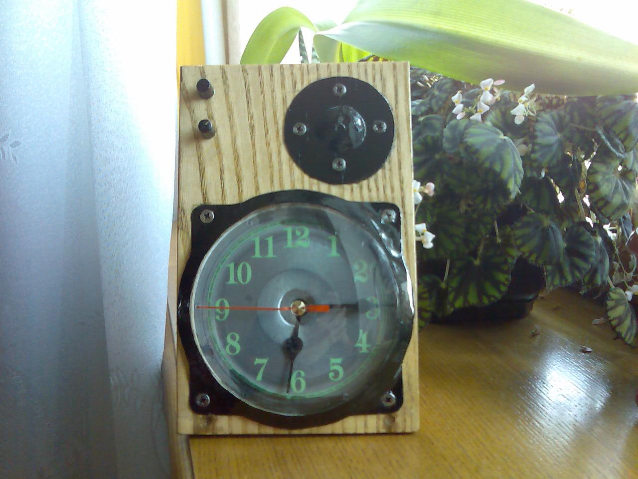 Часы своими руками 54