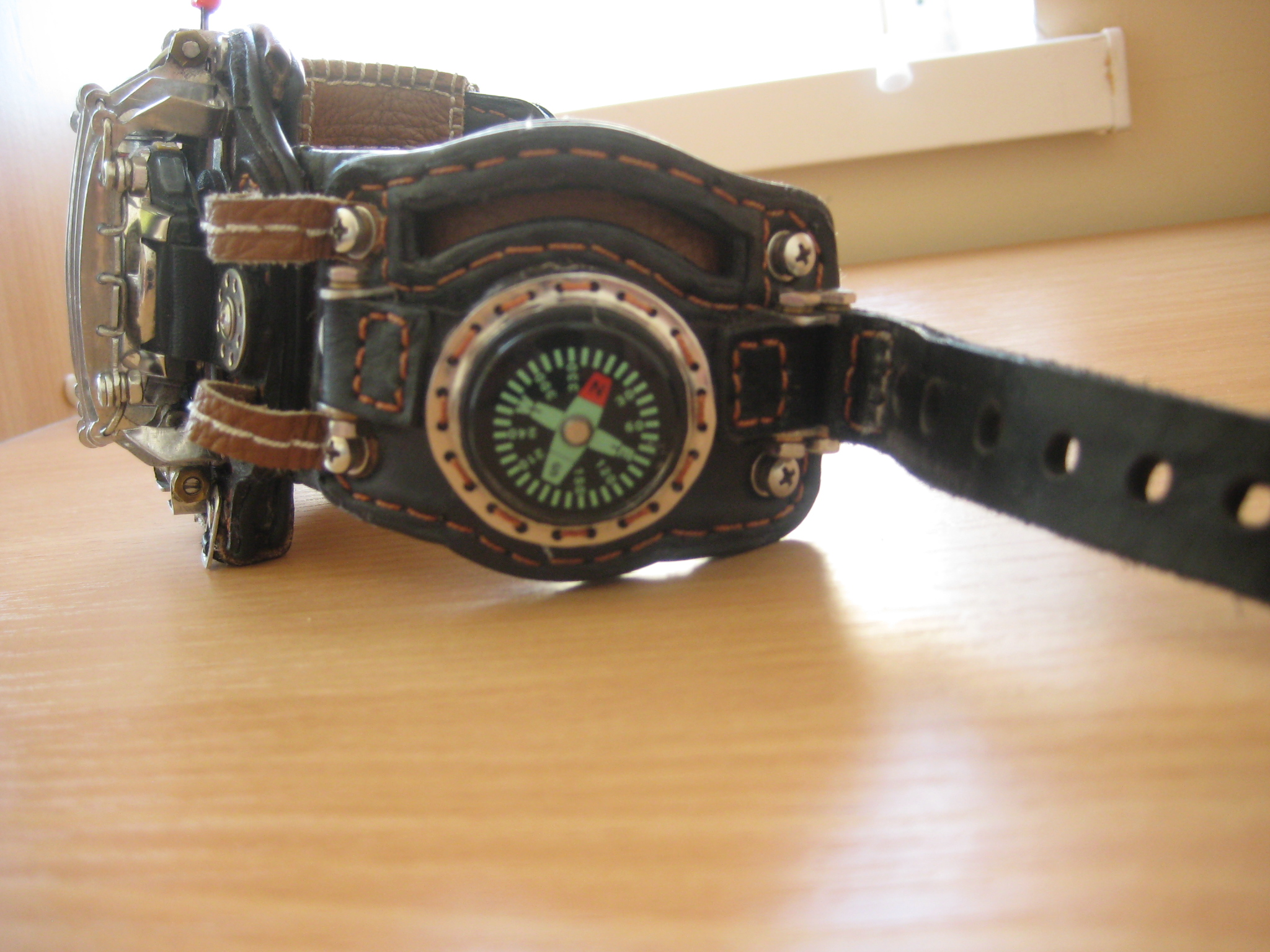Как сделать кожаный ремешок для часов своими руками 24 фото 64