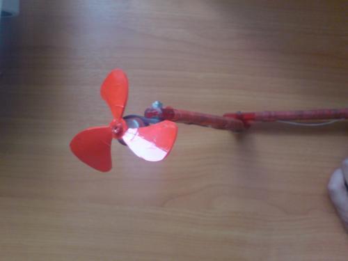Как сделать самодельный ветродуй