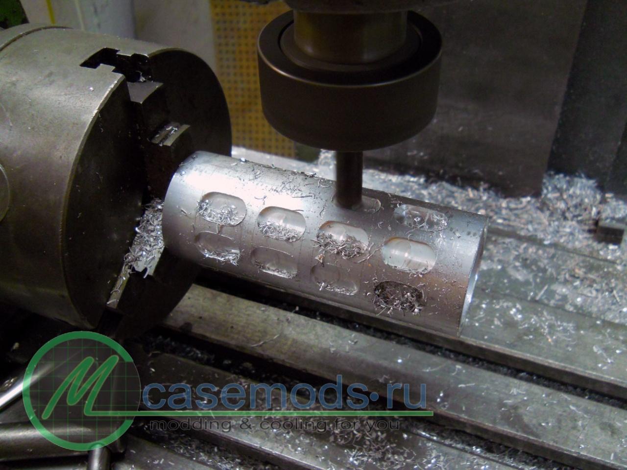 Приспособления для фрезерования на токарном станке по металлу своими руками 45