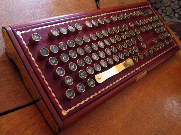 Клавиатура для компьютера своими руками