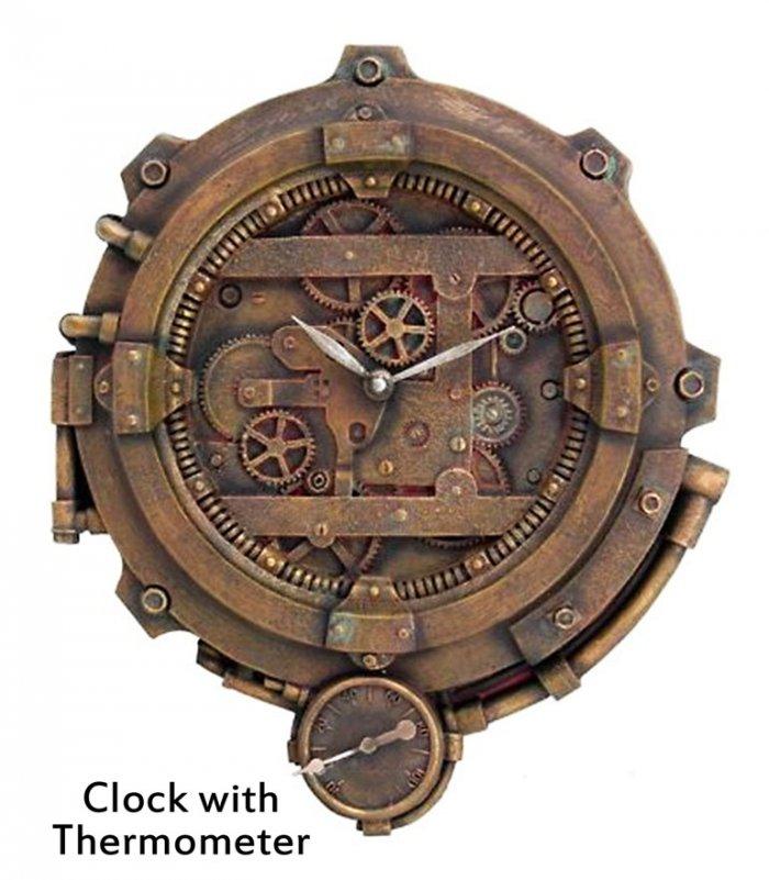 Стимпанк своими руками часы
