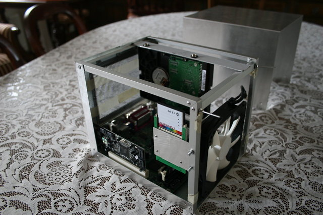 Сетевое хранилище из компьютера своими руками6