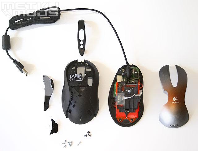 лазерная мышь Logitech G5