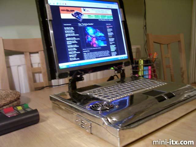 Как из ноутбука сделать настольный пк