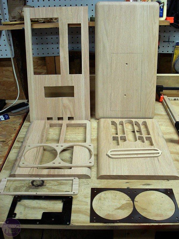 Как сделать деревянный корпус своими руками 68