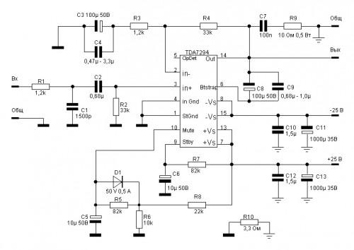 Lt b gt простые схемы lt b gt для желающих заниматься электроникой статьи