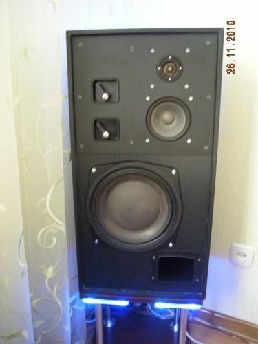 Самодельная акустика с усилителем - Статьи