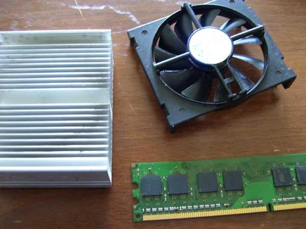 Радиаторы для оперативной памяти своими руками 67