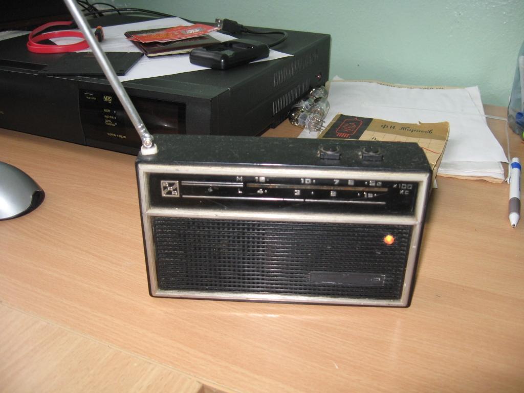 Самодельные корпуса для радиоприемника 72