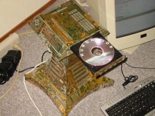 Как из старых компьютеров что сделать 735