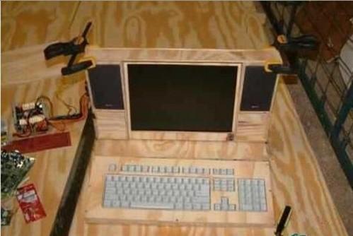 Как сделать корпус ноутбука