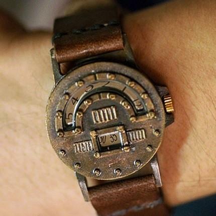 Наручные часы в стиле стимпанк своими руками - Nvsibirsk.ru