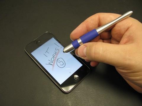 Как сделать стилус своими руками для телефона