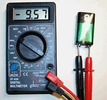 Мультиметр Fit 80621 Инструкция - фото 5