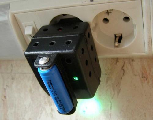 Зарядное устройство от солнечных батарей своими руками